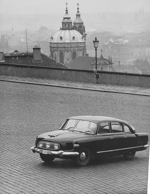 Ferdinand Porsche's last gasp in the East: Czechoslovakia's Tatra 603