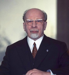 Walter Ulbricht, Head of the East German State from 1960-1973